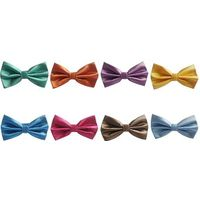 Wholesale Polyester Jacquard Pre-Tie Bowtie