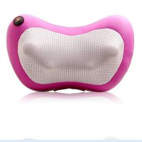 Shiatsu and kneading massage pillow