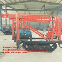 ST-150 Rotary Borehole Drilling Rig for Geotechnical Exploration thumbnail image