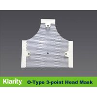 O-Type 3-Point Head Mask 2.4mm Efficast Thermoplastic Mask