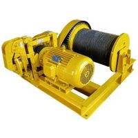 wire rope electric winch 2 ton