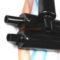 Semi-rigid Multi-purpose Flame Retardant Single Wall Heat Shrink Tubing 2:1