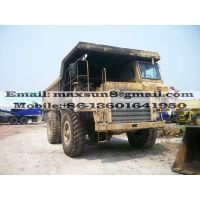 Used haul truck,caterpillar haul truck 769C,in good working condition,original made in USA,no accide
