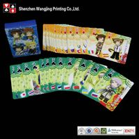 Publicize brand playing cards, OEM playing cards, Advertising playing cards