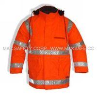 Reflective Safety Clothing-Safety Parka Jacket (J1700)