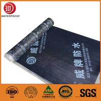 flexible basement waterproofing materials sbs bitumen waterproofing roof sheet membrane in good pric