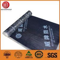 flexible basement waterproofing materials sbs bitumen waterproofing roof sheet membrane in good pric