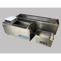 Meltblown cloth mold cleaning equipment
