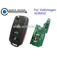 Volkswagen VW Touareg Remote Key 433Mhz(Euro) thumbnail image