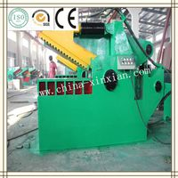 Q43-250 Hydraulic Metal Shear