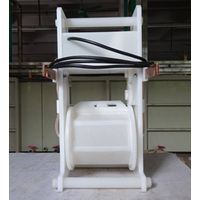 Feiyide Polypropylene Bolts Plating Barrel / Nail Plating Barrel for nickel, gold, silver, zinc copp