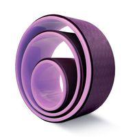 Wholesale Fitness Yoga Wheel ABS Yoga Wheeler Set thumbnail image