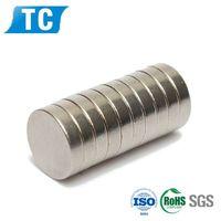 High strength super strong thin neodymium magnet thumbnail image