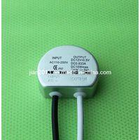 12V 10W IP67 CE RoHS Waterproof LED Power Supply