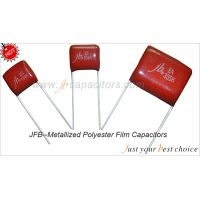 JFB-Metallized Polyester film capacitors