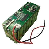 PERMA Battery Pack Customized of Panasonic 18650 and Protection PCM thumbnail image