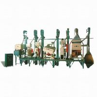 Integrated rice milling machinery thumbnail image