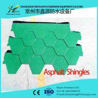 Complete automation asphalt roofing shingle plant thumbnail image