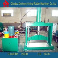 Rubber Bale Cutter,Vertical Rubber Cutter,Vertical Rubber Cutting Machine thumbnail image