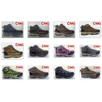 2014 Outdoor Shoes High Cut Manufacturer PVC Injection Hiking Shoes Sport Shoes In China