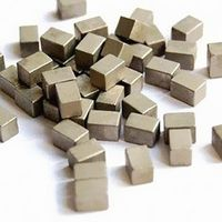 Tungsten Alloy (Wolfram) Cubes for Military thumbnail image