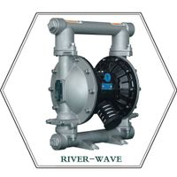 RV40 Pneumatic diaphragm pump (metal) thumbnail image