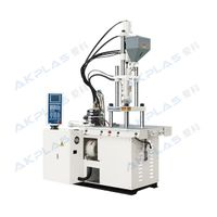 AKPLAS Vertical injection molding machine AT-200DS