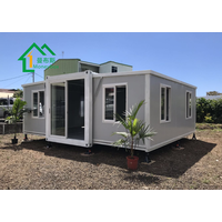 Large space luxury expandable container house for sale cost thumbnail image