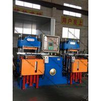 4RT Rubber Molding Press Machine,O-Rings Rubber Compression Molding Machine