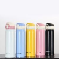 Fashion Stainless Steel Vacuum Bounce Flask