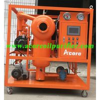 High Vacuum Transformer Oil Purification Machine Manufacturer