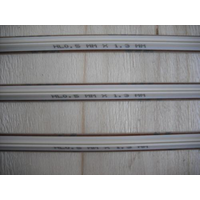 PVC Plastic Reverse Bend Creasing Matrix For E-Flute Corrugated Carton