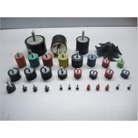 single screw rubber bumper for machinery thumbnail image