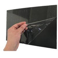 Keshu Stainless steel protective film for plastic parts shell PE transparent protective film thumbnail image
