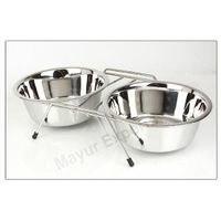 Stainless Steel Wire pet bowl thumbnail image