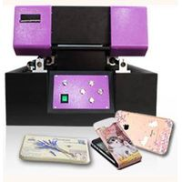 Mobile case uv printer