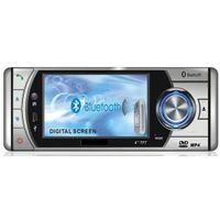 4.0-inch car DVD player Touch Screenwith AM/FM/RDS/TV/USB/Divx/Bluetooth/iPod control thumbnail image