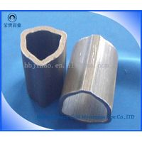 Cold Drawn Seamless Triangle Steel Pipe for Pto Shaft