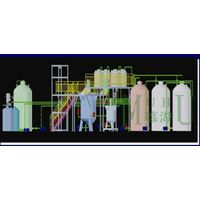 Heatless Third Generation Superplasticizer Concrete Admixture Production System (MH-PCL-2A) thumbnail image