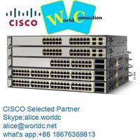 Cisco Catalyst 2960X 48 Port PoE+ Network Switch WS-C2960X-48FPD-L thumbnail image