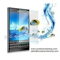 Screen Shield Screen Guard 2.5D 9H Tempered Glass Screen Protector for BlackBerry Passport SQW100-1