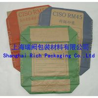 mortar kraft paper bag, paper bag, valve sack