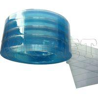nylon reinforced PVC curtain roll