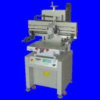 Pneumatic Flat-bed Vacuum Screen Printer