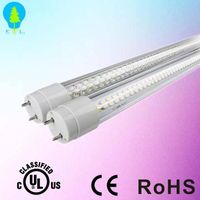UL approval T8 led tube(4ft, 18W, 120-277V)