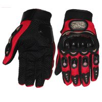 Short Cuff Motorcycle Gloves thumbnail image