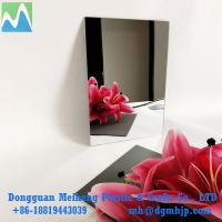 Extrude silver or brown Plastic semi-Transparent Acrylic mIrror see through mirror thumbnail image