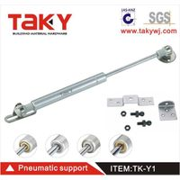 TK-Y1 plastic head pneumatic gas spring