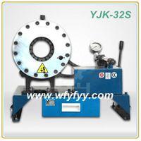 Brake Pipe Pressing YJK-32S Hydraulic Hose Crimping Machine thumbnail image