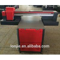 1 meter two head 8 color metal box uv printer